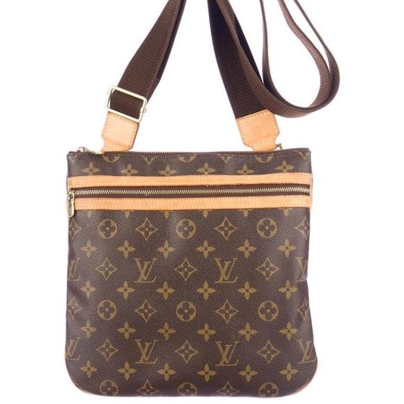 63ef6959433c Louis Vuitton Handbags - Louis Vuitton Bosphore Crossbody Bag